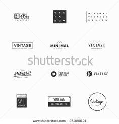 Modern Font Stock Vectors & Vector Clip Art | Shutterstock