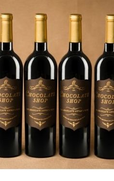 The BEST wine for chocolate lovers and sweet wine lovers!