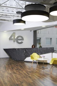 OM: Light and airy with an industrial feel. Need to consider space/ height limitations. 4E's New Mexico City Offices