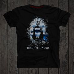 Donnie Darko, Jake Gyllenhaal, Movie, Trending Outfits, Awesome, Mens Tops, T Shirt, Etsy, Fashion