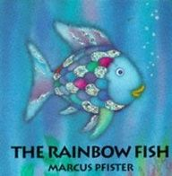 The Rainbow Fish. I remember this book when I was in kinder hope my son gets to read it also The Rainbow Fish, Rainbow Fish Crafts, Kids Rainbow, Ocean Crafts, Little Books, Good Books, My Books, Teen Books, Amazing Books