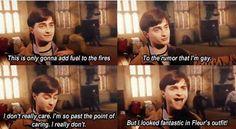 Daniel Radcliffe, you crack me up.
