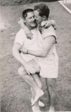 Vintage Gay Photos and History Blog