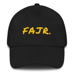 """Fajr"" Dad Hat – Insan Clothing Cool Hats, Dad Hats, Eid Gift, Dads, Hoodies, Cool Stuff, Ramadan, Clothing, Gift Ideas"