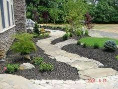 50 Best Front Walkway Landscaping Ideas - Have Fun Decor