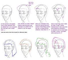 disney style drawing tutorial - Поиск в Google