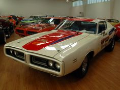 Rod Shop Dodge Charger   Support the Charger registries at