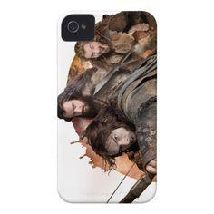 Kili, Thorin, and Fili iPhone 4 Case #TheHobbit #Kili #Thorin #Fili $44.95