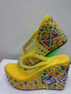 11 Best Myanmar slippers images | Slippers, Designer shoes
