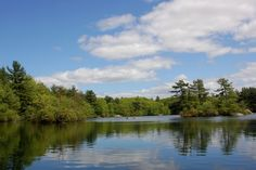19. The Breakheart Reservation in Saugus, MA is completely car-free and a fantastic place to go for a walk, hike, or swim.