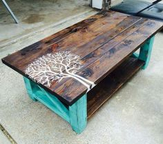 PALLET COFFEE TABLE...What do you think?