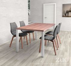 Zuo Gothenburg Dining Table.
