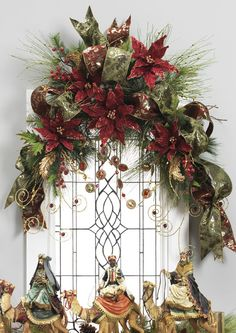 Decorated Swags & Wreaths: Renaissance Revelry