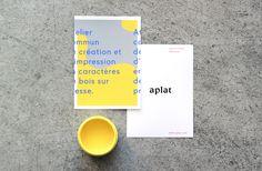 // Atelier Aplat by Anne Sylvestre