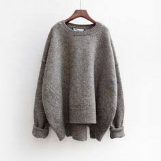 Wool Burderry Knitted Sweater