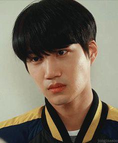 angry jongin is so hot  #kai