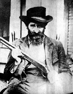 Image detail for -The impetus for the Hatfield-McCoy feud is itself a point of dispute. Some say the feud started shortly after the Civil War, when Hatfield kin Jim Vance shot Harmon ...