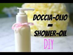 Doccia olio schiumoso fai da te! DIY shower SEMPLICISSIMO idea regalo - YouTube