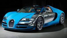 Bugatti Veyron Mea Costantani