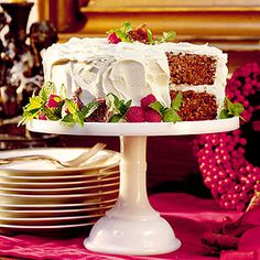 Luscious Layer Cakes | Fig Cake | SouthernLiving.com