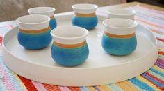 Ceramic Turkish Tea cup