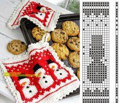 Bildergebnis für www. Knitted Christmas Decorations, Christmas Knitting, Christmas Balls, Holiday Decor, Vogue Knitting, Knitting Books, Crochet Potholders, Theme Noel, Knitting Magazine