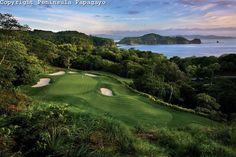Peninsula Papagayo Costa Rica, Arnold Palmer Signature Golf Course