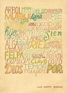 Letra de la canción Por, de Luis Alberto Spinetta.