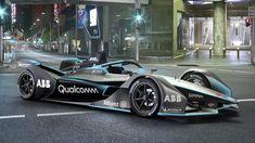 F1 champion Nico Rosberg to debut Formula E Gen2 car in Berlin