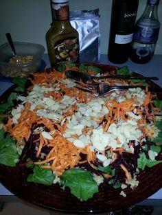 Glory Bowl Salad- Emily