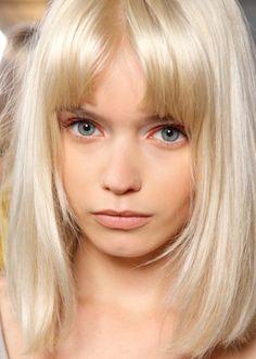 hair platinum blonde on pinterest platinum blonde