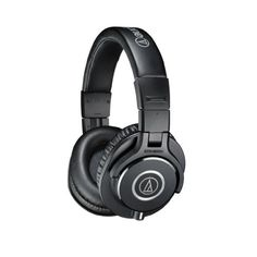 Audio-Technica ATH-M40x Professional Studio Monitor Headphones - http://techlivetoday.com/electronics/headphones/audio-technica-ath-m40x-professional-studio-monitor-headphones/