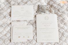 wedding invitation    Citrus Club Orlando wedding  www.AmalieOrrangePhotography.com