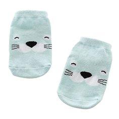 TheFun-Z Custom Tiger and Cub Painting Socks Novelty Funny Cartoon Crew Socks Elite Casual Socks