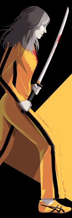 by Craig Drake - Kill Bill