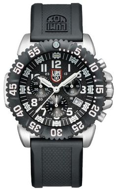 Luminox Navy SEAL COLORMARK Mens Watch 3181: Watches: Amazon.com