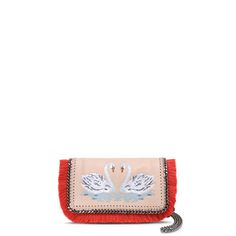 Shop the Rose Falabella Rose Swan Cross Body Bag by Stella Mccartney at the official online store. Discover all product information.
