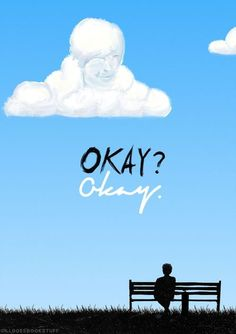 The Fault In Our Stars by John Green - could cry again just looking at this photo oh my The Fault In Our Stars, Star Quotes, Movie Quotes, Jhon Green, An Abundance Of Katherines, Its Okay Quotes, John Green Books, Augustus Waters, Looking For Alaska