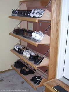 Closet Bedroom, Built Ins, Furniture Decor, Shoe Rack, Choices, House Design, Shelves, Organization, Closet Ideas