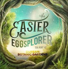 Date: 15 - 16 March 2017 Come along and join our Easter Egg Trail and hunt for the giant Easter eggs that the Easter Bunny has hidden in the Gardens!  The Easter Bunny has been super busy finding the best hiding places for his giant treasures and it's up to you to help us find them… Giant Easter Eggs, Easter Bunny, 16 March, Hiding Places, Egg Hunt, Trail, Join, Gardens, Hiding Spots