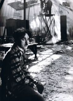 Oh Chaplin. I love thee. This picture speaks a thousand words.