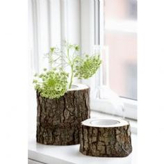 ferm LIVING Tree Trunk Tealight Holder - 25% OFF : Gifts and Accessories from Scandinavia