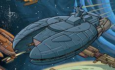 Captor-class heavy munitions cruiser | Wookieepedia | FANDOM powered by Wikia