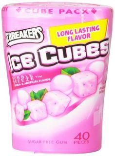 Ice Breakers Ice Cubes Sugar-Free Gum, Bottle Packs, Bubble Breeze, 4 ea Ice Breakers http://www.amazon.com/dp/B00A1MCRFI/ref=cm_sw_r_pi_dp_onqQtb1JC0KRDEAH