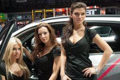 Girl of Geneva Moto Show #girl #geneva #moto more girls: http://premiummoto.pl/?s=geneva