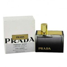 Buy Leau Ambree By Prada For Women (80ml) in India online. Free Shipping in India. Pay Cash on Delivery. Latest Leau Ambree By Prada For Women (80ml) at best prices in India.