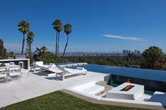 A Spectacular Beverly Hills House