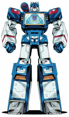 Soundwave Decepticon