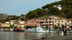 Pier In Porto Azzurro, Elba Island, Italy - Stock Footage | by eZeePicsStudio