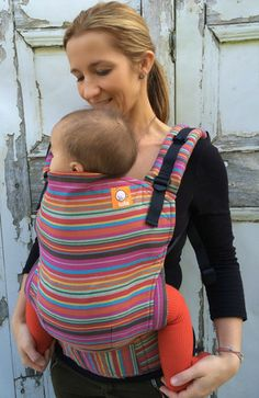 (Standard Size) Half Wrap Conversion Tula Baby Carrier - Neobulle Manon Grise